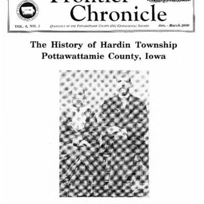 Frontier Chronicle Vol. 6, No. 1 Jan-March 2000.pdf