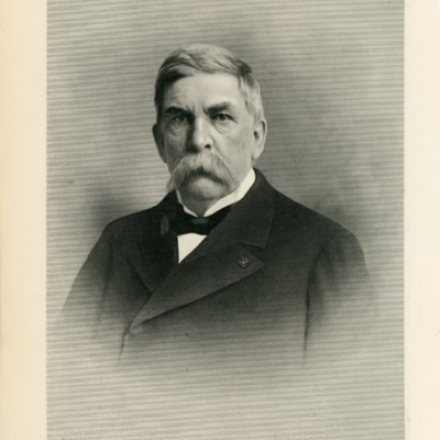 Portrait of Grenville Mellen Dodge