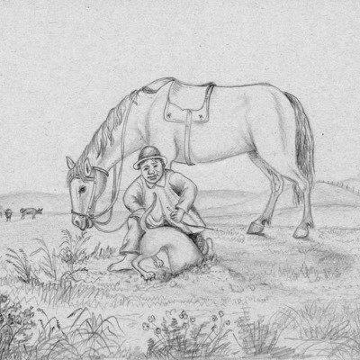 1-Simons Print - Jack hunting the cows.tif