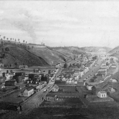 Council Bluffs in 1851