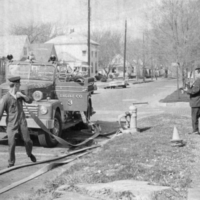 04-18-1971 Fire Department Training Session.tif