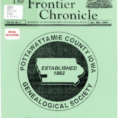 Frontier Chronicle Vol. 10, No. 1 Jan.-Mar. 2004.pdf
