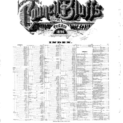 Council Bluffs 1896 - Index.pdf