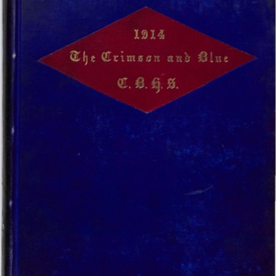 The Crimson and Blue 1914
