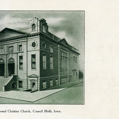 Proposed Christian Church