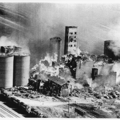 Fire Department Grain Elevator Explosion.tif