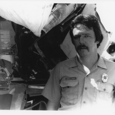 Fire Department  Capt Oamek  9-5-1980.tif