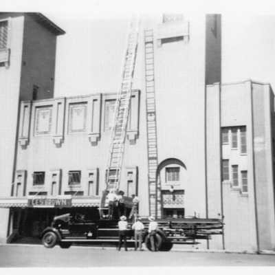 Fire Department City Auditorium 1947.tif