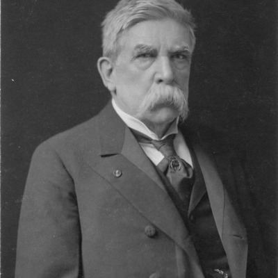 Photograph of Grenville Mellen Dodge