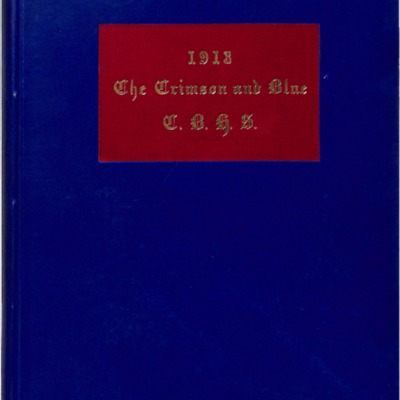 The Crimson and Blue 1913
