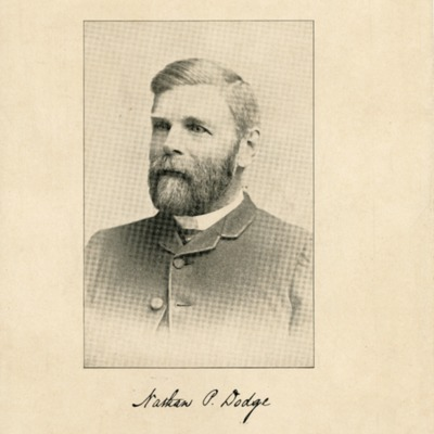 Photograph of Nathan Phillips Dodge