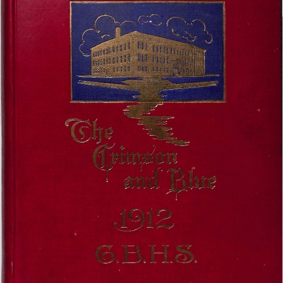 The Crimson and Blue 1912