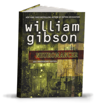 book by william gibson