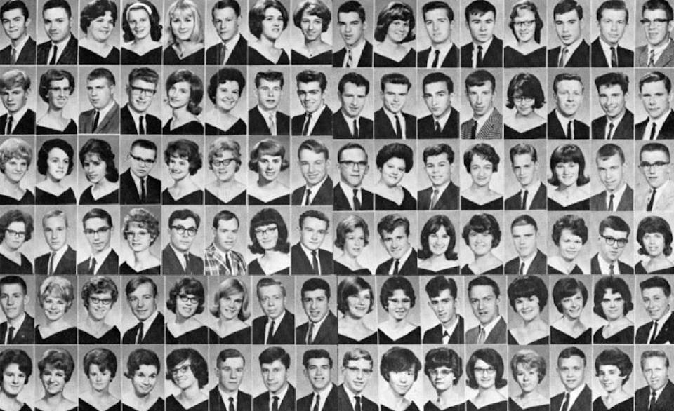 Image result for rochester classroom photos 1960