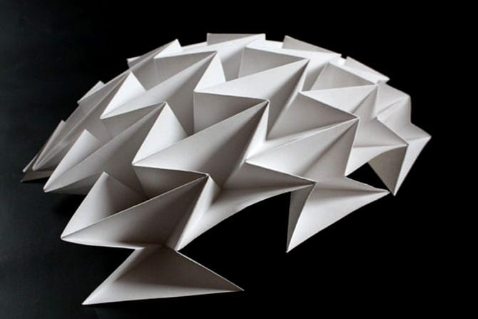 Tinker Lab: Popupology Paper Structures