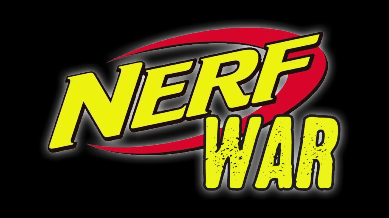 NERF War (for Adults)