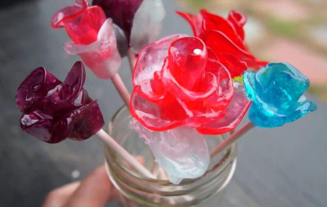Tinker Zone: Candy Flowers