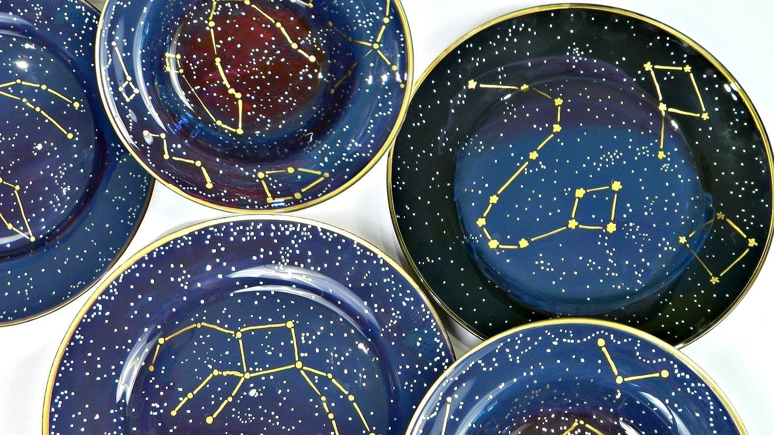 Tinker Zone: Constellation Plates