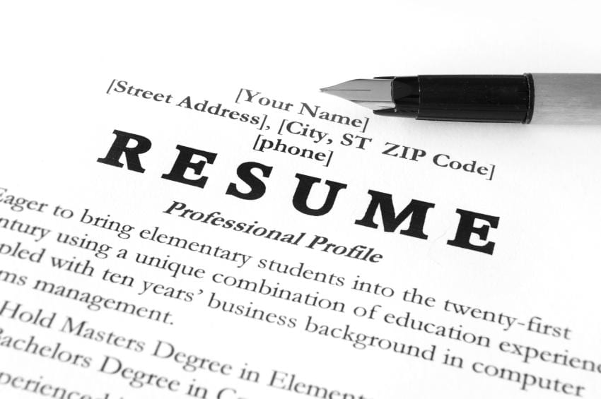 How-To Series ~ Create a Great Resume