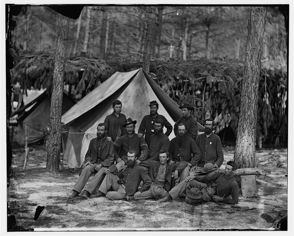 A Day in the Life of a Civil War Soldier
