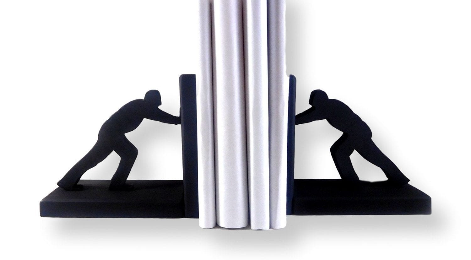 Tinker Zone: Silhouette Bookends