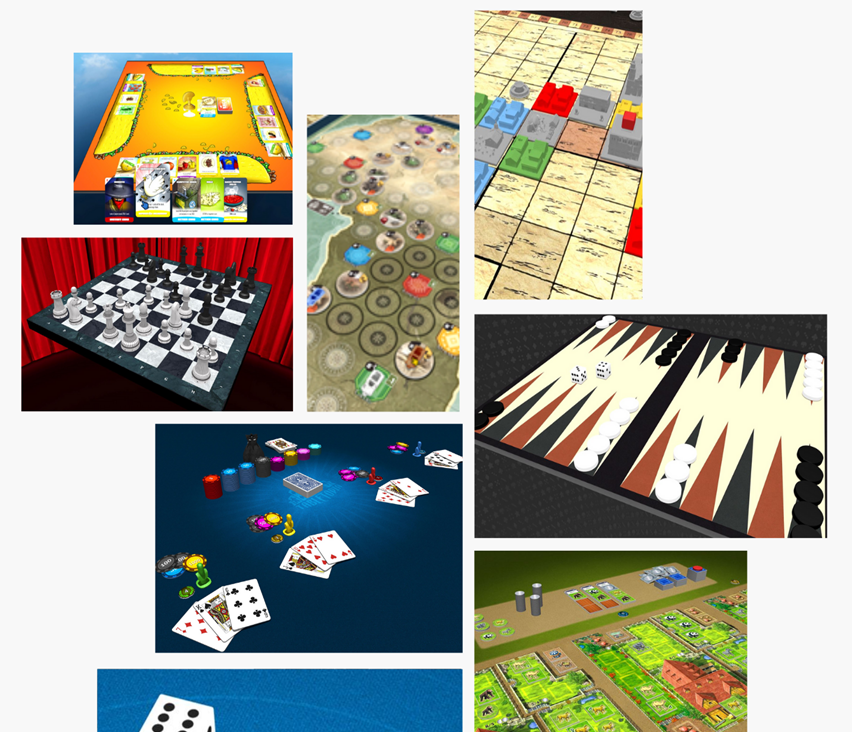 Tabletopia Game On Virtual Board Games